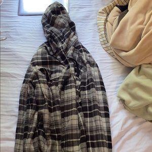 LL Bean Flannel Jacket